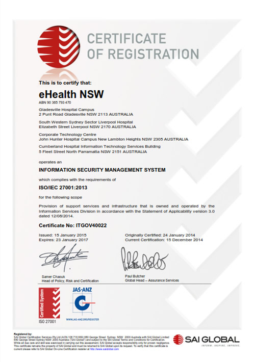 Registration Certificate Nsw Certificate of Registration